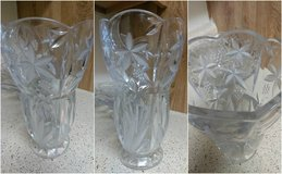 Mikasa Etched Vase (large) (Reduced!) in Pasadena, Texas