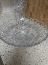 Mikasa Etched Bowl Centerpiece (large) Reduced! in Pasadena, Texas