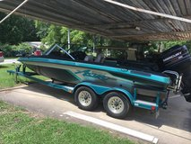 94 Astro 20' fish and ski 200hp in Warner Robins, Georgia