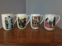 Norman Rockwell Tea Cups in Westmont, Illinois