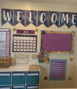 Daycare furniture and posters in Vista, California