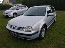 AUTOMATIC VW GOLF 4 1,6 *2 years new inspection*Very clean car *low km in Ramstein, Germany