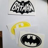 Batman Decals in Byron, Georgia