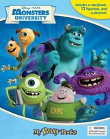 Disney Pixar Monsters University My Busy Books (Disney Junior) in Camp Lejeune, North Carolina