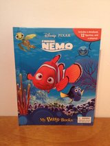 Disney Pixar Finding Nemo My Busy Books (Disney Junior) in Camp Lejeune, North Carolina