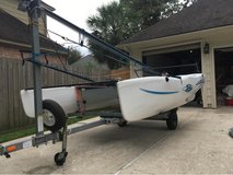 LAST DAY!!! Hobie Cat Wave with trailer in Kingwood, Texas