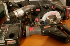 REDUCED Craftsman Power Tools 4pc in 29 Palms, California