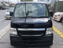 $3500 '08 HONDA VAMOS KEI VAN YELLOW PLATE COMES WITH NEW JCI AND 1 YR WARRANTY!! in Okinawa, Japan