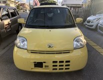 $2900 '06 DAIHATSU ESSE YELLOW PLATE COMES WITH NEW JCI AND 1 YR WARRANTY!! in Okinawa, Japan