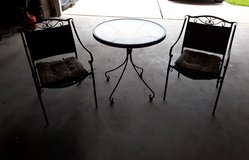 Outdoor Patio Table in Kingwood, Texas