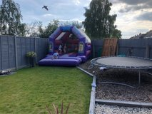 12x12 commercial bouncy castle and blower in Lakenheath, UK