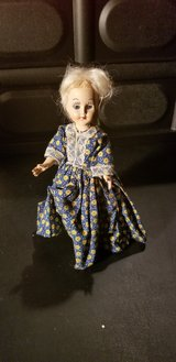 Porcelain doll in New Lenox, Illinois