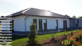 Modern Bungalow in Bitburg Masholder. Avail 15 August. in Spangdahlem, Germany