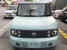 $3500 '07 NISSAN CUBE **KEYLESS ENTRY!!** COMES WITH NEW JCI AND 1 YR WARRANTY!! in Okinawa, Japan