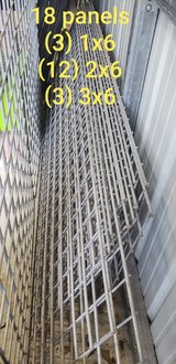 Gridwall Panels in Baytown, Texas