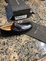 NEW - Men's Bruno Magli Black Italian Leather Shoes - Size 11 in Kingwood, Texas