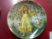 Little Bo Peep, collector plate in Alamogordo, New Mexico