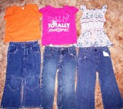 Girls 2 T Baby Jeans & Shirt in Alamogordo, New Mexico