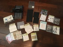 Stampin up Big Shot and Accessories in Fairfield, California