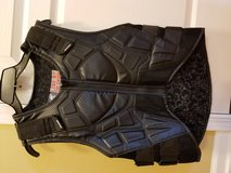 Bike vest with spine protector in Westmont, Illinois
