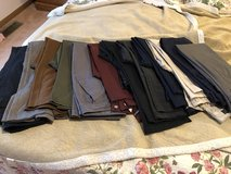Casual Dress Pants (12 pairs) in Chicago, Illinois