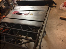 """10"""" Craftsman Table Saw 3hp in Houston, Texas"""