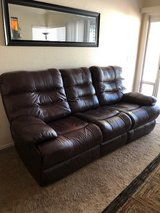 Couch, Loveseat and Recliner in Nellis AFB, Nevada