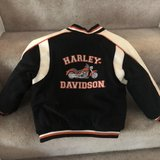 Kid's Harley Davidson jacket in Chicago, Illinois