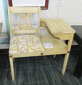 Vintage Shabby Chic Telephone Table in Westmont, Illinois