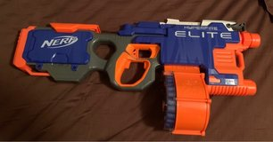 NERF N-Strike Elite HyperFire Blaster in Beaufort, South Carolina