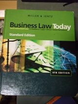 BUSINESS LAW TODAY in Okinawa, Japan