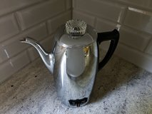 Vintage 1950's Coffeemate Percolator coffee  pot in Glendale Heights, Illinois
