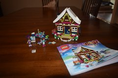 Lego Friends Snow Resort Chalet in Fairfield, California