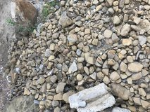 Landscaping rocks in Travis AFB, California
