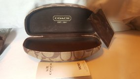 *New* Coach case for sunglasses (case only) in Tomball, Texas