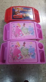 Child's TV Dinner/Craft trays in Fort Campbell, Kentucky