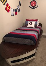 Pottery Barn Boat Bed Set in Kingwood, Texas