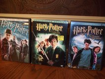 6 HARRY POTTER MOVIES SOME WITH 2 DISC in Warner Robins, Georgia