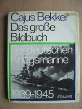 Picture Book:  The German Navy 1939-1945 in Ramstein, Germany