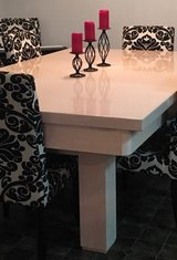 Dining table with pool table conversion in Kingwood, Texas