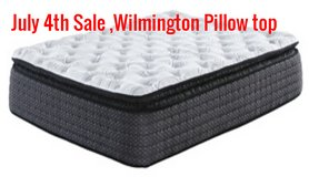 July 4 Sale, Wilmington Pillow top Hybrid Mattress  Now only 399 in Wilmington, North Carolina