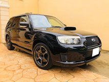 2005 Forester STI Stage 2 in Okinawa, Japan