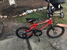 child bike in Kingwood, Texas