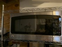 GE 2.0 Cu. Ft. Stainless Steel Microwave in Camp Lejeune, North Carolina