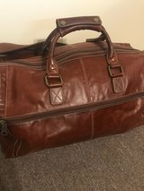 Fossil Leather Duffle Bag in Okinawa, Japan