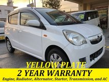 2 YEAR WARRANTY AND NEW JCI!! 2009 DAIHATSU MIRA!! FREE LOANER CARS AVAILABLE NOW!! in Okinawa, Japan
