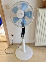 Rowenta Turbo Silent Force Standing Fan in Grafenwoehr, GE