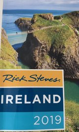 Rick Steves 2019 Ireland in Stuttgart, GE