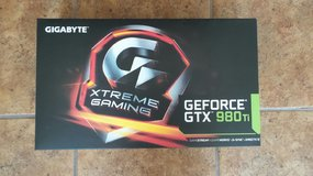 Gigabyte GTX 980 TI Video Card in Byron, Georgia