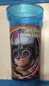 Star Wars Plastic Cup - Anakin & Sebulba in Glendale Heights, Illinois